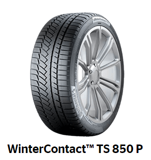 Continental Winter Contact TS 850 P